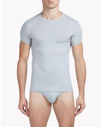 DSquared²   Gray T-shirt for Men   Lyst