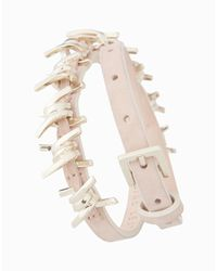 DSquared² - Pink Babe Wire Armlet - Lyst