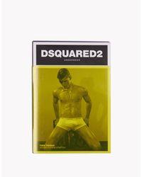 DSquared² - Gray Trunks for Men - Lyst