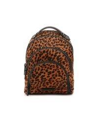 Kendall + Kylie - Brown Sloane Mini Backpack - Lyst