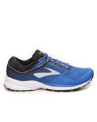 Brooks - Blue Launch 5 Lightweight Performance Running Shoe for Men - Lyst