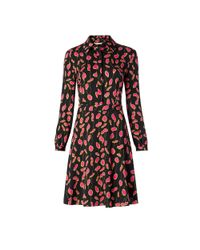 Diane von Furstenberg | Multicolor Dvf Chrissie Shirt Dress | Lyst