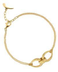 Dinny Hall - Metallic Gold Vermeil Toro Chain Bracelet - Lyst
