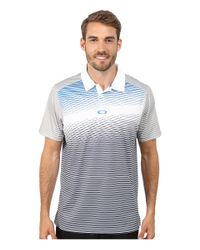 Oakley | Blue Emerson Polo for Men | Lyst