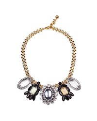 Lulu Frost | Metallic New Clarity Necklace | Lyst
