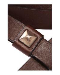 BOSS Orange | Brown Cowhide Belt 'marge' | Lyst