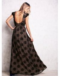 Free People - Black Ethereal Whispers - Lyst