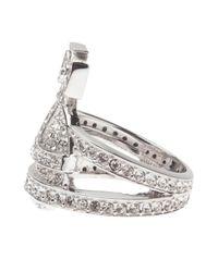 Vivienne Westwood - Metallic Orb Ring - Lyst