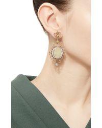 Bochic - White Ikon Earrings - Lyst