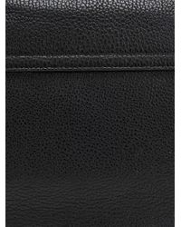 Chloé - Black Drew Small Leather Shoulder Bag - Lyst
