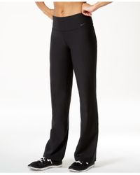 f11243e99028e Lyst - Nike Power Legend Dri-fit Training Pants in Black