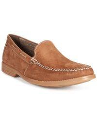 Bostonian | Brown Warren Twin Slip-on Loafers for Men | Lyst