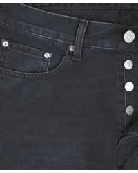 Acne | Roc Lana Straight Blue Jeans L32, Acne for Men | Lyst