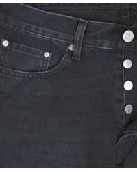 Acne Studios | Roc Lana Straight Blue Jeans L32, Acne for Men | Lyst