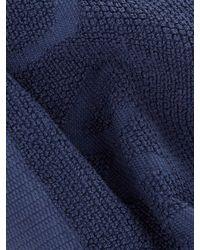 Orlebar Brown - Blue Baron Logo Cotton Towel for Men - Lyst