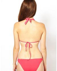 Melissa Odabash - Pink Melissa Obadash Nevis Bikini Set - Lyst