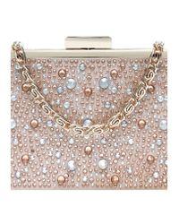 Carvela Kurt Geiger - Pink Grint Clutch Bag - Lyst
