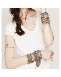Jenny Bird | Metallic Sightline Bracelet | Lyst