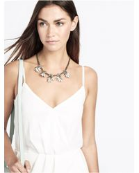 BaubleBar | Metallic Freesia Collar | Lyst
