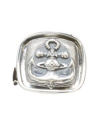 Vivienne Westwood | Metallic Aristotle Ring for Men | Lyst