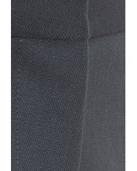 Adam Lippes - Multicolor Wool Trousers - Lyst
