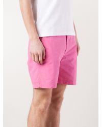 Orlebar Brown   Pink Bulldog Short for Men   Lyst