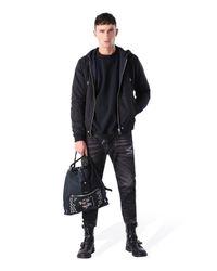 DIESEL - Black J-Hellswe Casual Jacket  for Men - Lyst