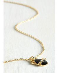 Reign Designs | Metallic Moonlit Whiskers Necklace | Lyst