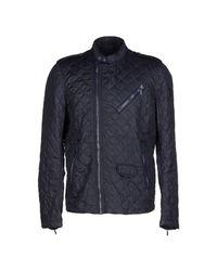 Tru Trussardi | Blue Jacket for Men | Lyst