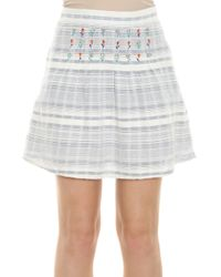 Paul & Joe - Blue Miraphora Skirt - Lyst
