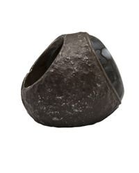 Brevard | Metallic Dinosaur Bone Ring for Men | Lyst