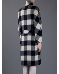 Valentino | Black Vintage Checked Jacket | Lyst