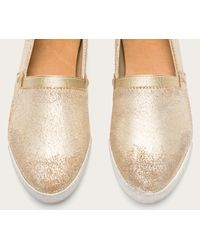 Frye | Metallic Melanie Slip On | Lyst