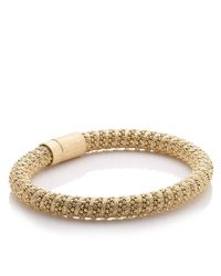 Carolina Bucci   Metallic Yellow Gold/gold Twister Bracelet   Lyst