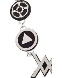 Ambush - Metallic King Crest Necklace for Men - Lyst