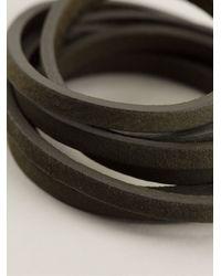 DIESEL - Green Acavi Bracelet for Men - Lyst