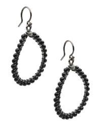Chan Luu - Black Earrings - Lyst