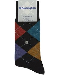 Smythson | Black Edinburgh Socks for Men | Lyst
