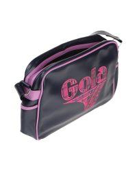 Gola - Blue Cross-body Bag - Lyst