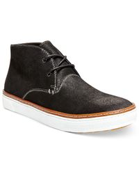 Steve Madden | Black Fedder Sneakers for Men | Lyst