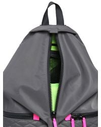 Rebecca Minkoff - Gray Julian Sport Nylon Backpack - Lyst