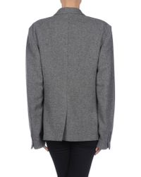 Dolce & Gabbana - Gray Blazer - Lyst