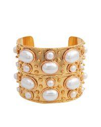 Sylvia Toledano | Pink Byzance Pearls Cuff | Lyst
