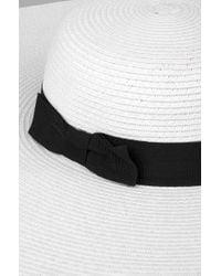AKIRA - Floppy Hat in White - Lyst