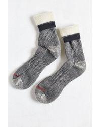 Red Wing - Gray Merino Crew Sock for Men - Lyst