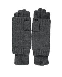 Forever 21 | Gray 2-in-1 Cable Knit Gloves You've Been Added To The Waitlist | Lyst