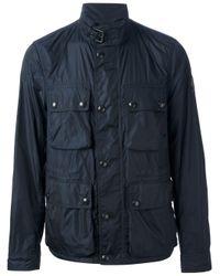 Belstaff - Blue Barningham Jacket for Men - Lyst