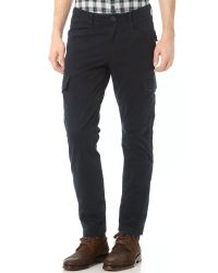 J Brand - Black Tyler Perfect Slim Pant for Men - Lyst