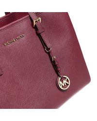 MICHAEL Michael Kors | Red Handbag | Lyst