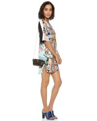 Pour La Victoire - Black Provence Elie Mini Cross Body Bag - Lyst